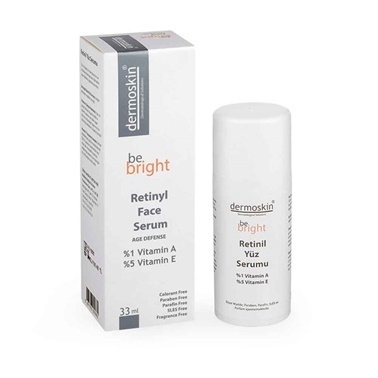 Dermoskin  Be Bright Retinyl Face Serum 33ml Renksiz